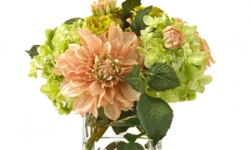 small-peach-colored-flower-arrangement-jrb-2277w